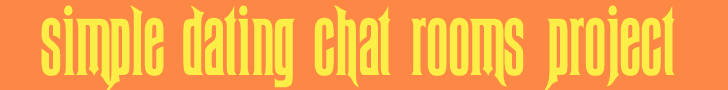 chat rooms logo